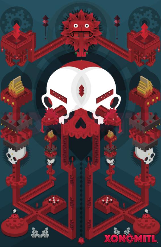 Altar Rojo